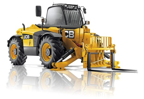 JCB Telehandler for hire 535-125