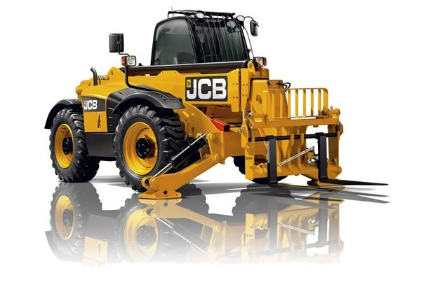 JCB Telehander for hire 535-140
